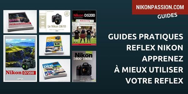 Guides - notices - manuels utilisateurs Nikon