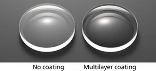 traitement des lentilles Nikon