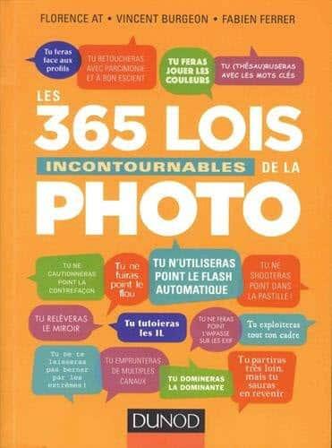 Les 365 lois de la photographie, seconde édition