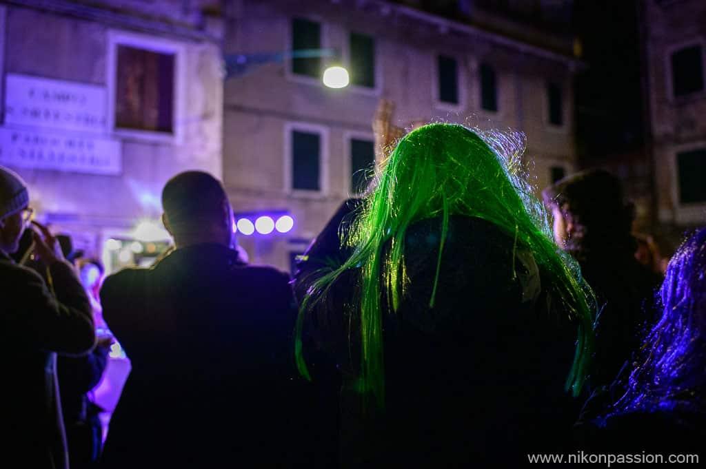 Scène de rue à Venise avec le Nikon D780 et le Nikon AF-S NIKKOR 28 mm f/1.4 - faut-il acheter un nouvel objectif ?
