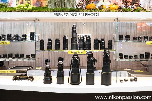 Retour sur le salon de la photo 2015 nikon passion - Salon de la photo porte de versailles ...