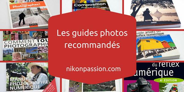9 livres et guides pour apprendre la photo