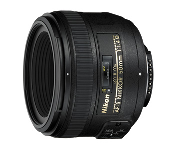 Nikon 50mm f/1,4 AF-S G