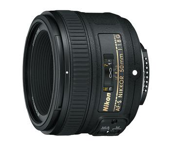 Nikon 50mm f/1,8 AF-S G