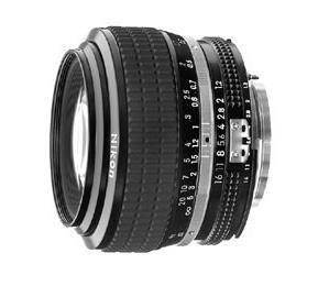 Nikon 50 mm f/1,2 AI-S