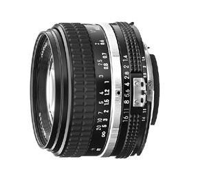Nikon 50 mm f/1,4 AI-S