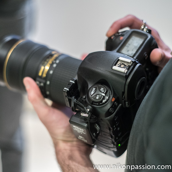 Test Présentation Prise en main Nikon D5