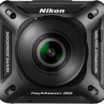 Nikon KeyMission 360 : les caméras d