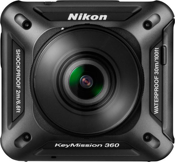 Nikon KeyMission 360 : les caméras d'action Nikon avec vidéo 4K
