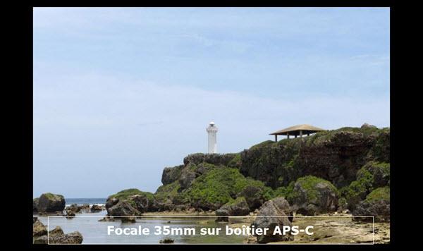 Exemple de comparaison objectif 50mm sur boîtieir DX APS-C Nikon