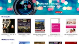eBook photo, l'application Photo by Eyrolles
