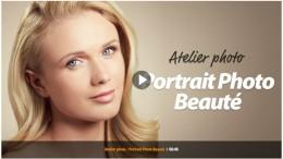 Formation portrait photo : atelier et 3 tutoriels