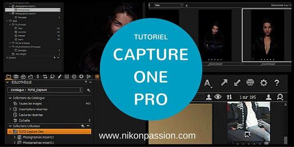 Capture One Pro : navigation et affichage des aperçus - tutoriel