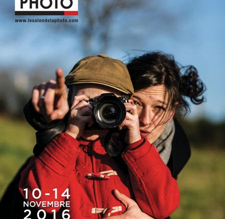 Salon de la Photo 2016 : invitations gratuites et l'affiche par Bálint Porneczi