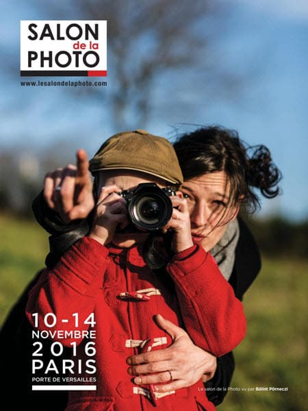 Invitations gratuites salon de la photo 2016 et l 39 affiche for Salon de la photo 2016