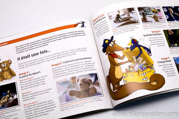 Apprendre la photo aux enfants: le manuel des petits photographes