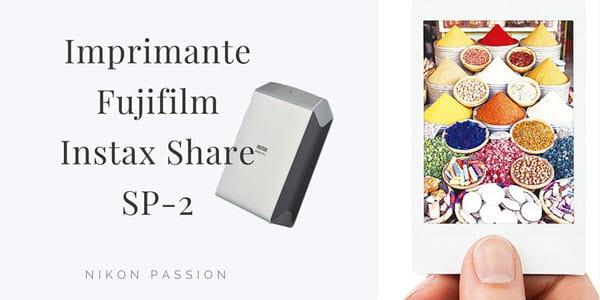 Fujifilm Instax Share SP-2
