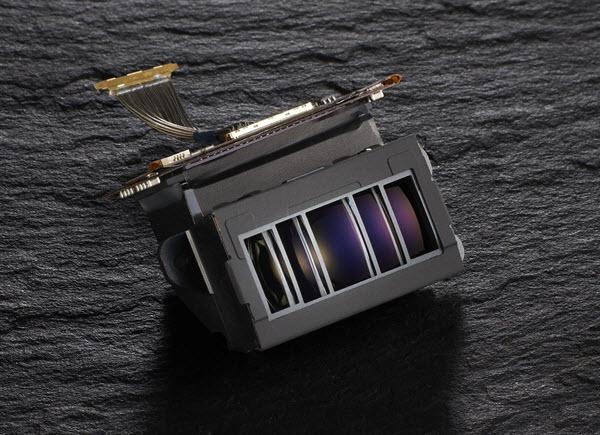 Nikon D500 autofocus module Multi-CAM 20K