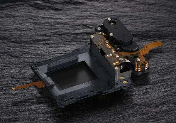 Nikon D500 obturateur