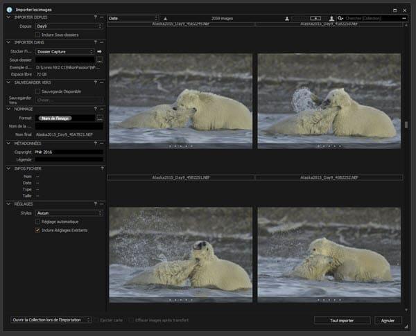 Tutoriel Capture One Pro C1Pro en français