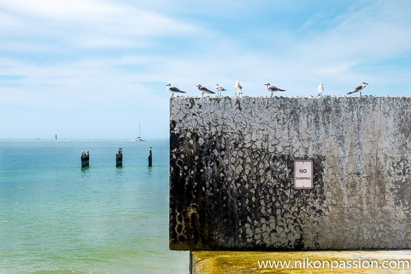 Photographie de paysage : Key West Floride