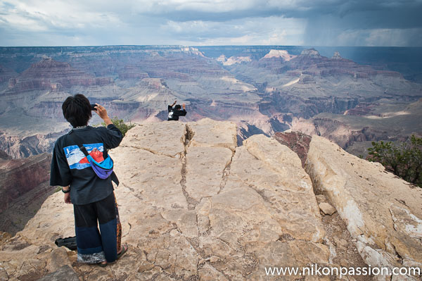 Photographie de paysage : Grand Canyon