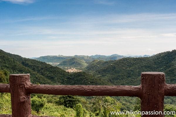 Photographie de paysage : Thailande