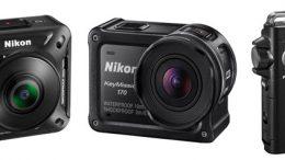 Gamme Nikon KeyMission : les caméras d'action