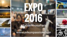 Exposition Salon de la Photo 2016