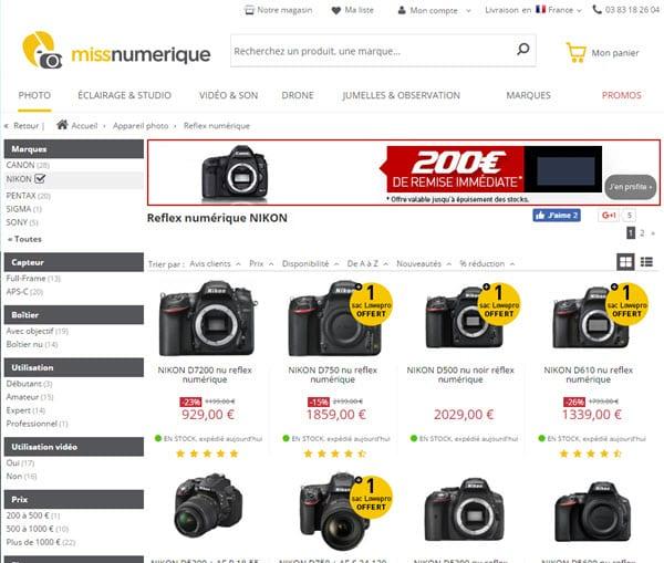 Guide d achat matériel photo 2019   où acheter appareil photo et ... 04a2d3ca5241