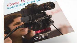 Osez la vidéo avec votre appareil photo, guide vidéo reflex