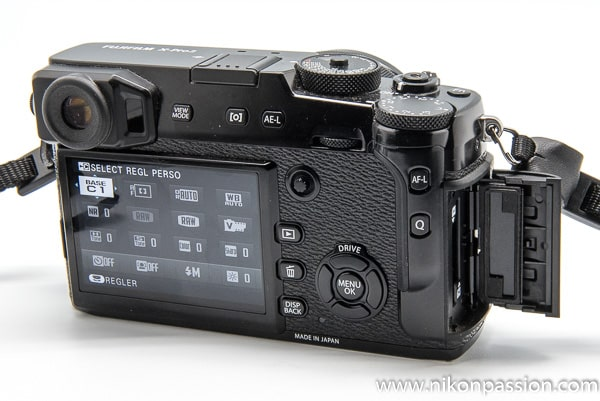 Test Fujifilm X-Pro2 - Fuji X-Pro