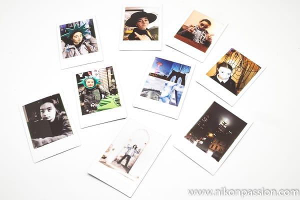 Test Fujifilm Instax Share SP-2, l'imprimante instantanée portable