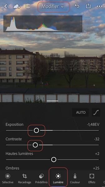 Adobe Lightroom Mobile 2.6