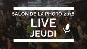 Live au Salon de la Photo - la photo instantanée, effet de mode ou faite pour durer