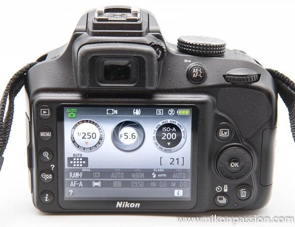 Test Nikon D3400 - reflex et objectif Nikon 18-55mm