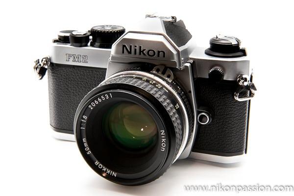 Nikon FM2 - Nikon a 100 ans en 2017, retour sur un siècle d'histoire