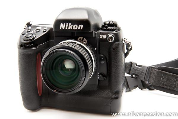Nikon F5 - Nikon a 100 ans en 2017, retour sur un siècle d'histoire