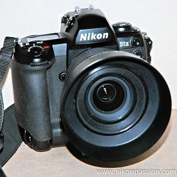 Nikon D1X - Anniversaire Nikon 100 ans
