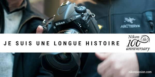 Nikon a 100 ans en 2017, retour sur un siècle d'innovation