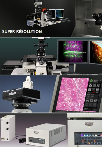 Nikon Instruments Scientifiques