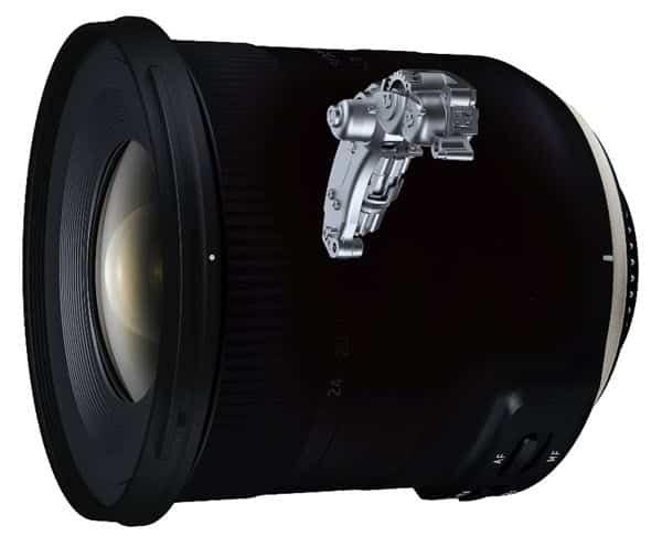 Tamron 10-24mm f/3,5-4,5 Di II VC HLD,