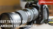 Test du Tamron SP 150-600mm f/5-6.3 Di VC USD G2