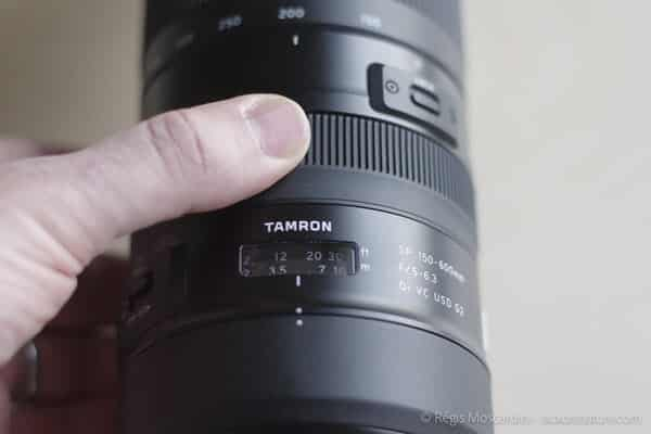 Test Tamron SP 150-600mm f/5-6.3 Di VC USD G2