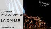 Comment photographier la danse en intérieur, tutoriel vidéo