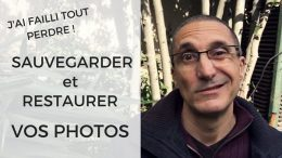 Comment sauvegarder et restaurer ses photos quand on change d'ordinateur