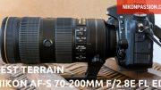 Test Nikon AF-S 70-200mm f/2.8 E FL ED, 15 jours sur le terrain avec le télézoom à grande ouverture