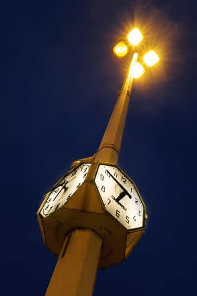 Comment photographier l'heure bleue ? Tutoriel et exemples