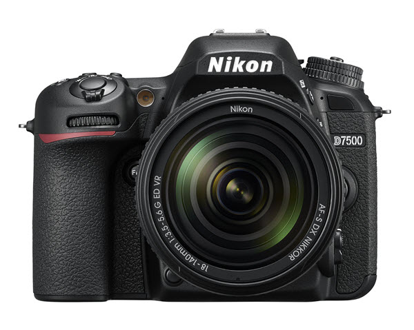 Nikon D7500, présentation et caractéristiques techniques