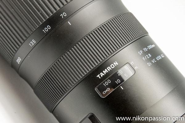 Test Tamron 70-200 f/2.8 G2